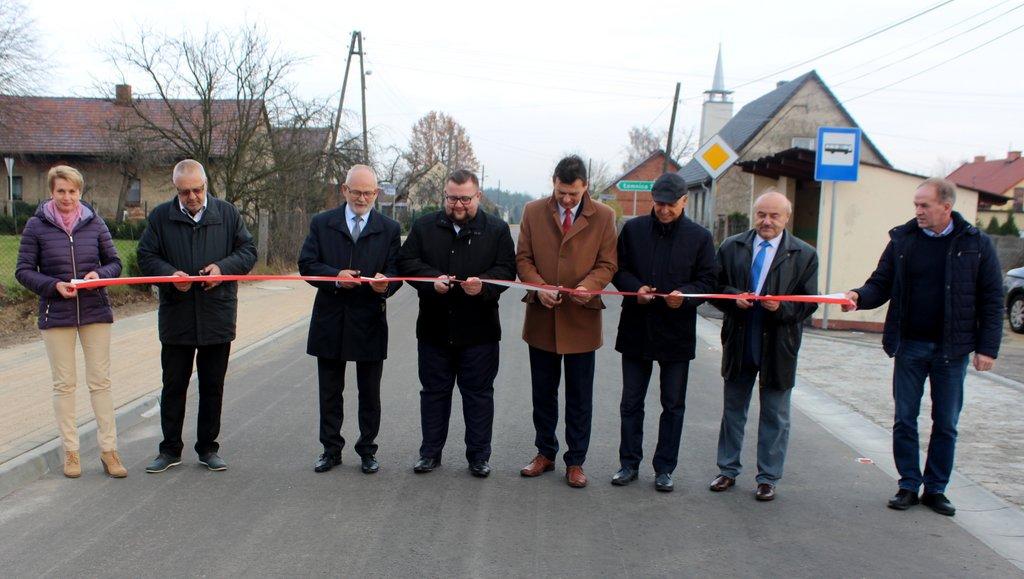 Zakończenie III etapu przebudowy drogi powiatowej Wygoda – Wysoka - Klekotna.jpeg