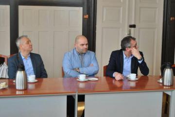 Galeria Wizyta delegacji z Niemiec