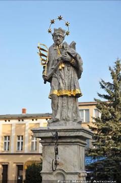 Galeria Posąg św. Jana Nepomucena