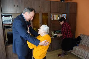 Galeria Nasza 95-letnia Jubilatka