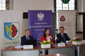 Galeria Olesno gospodarzem ogólnopolskiej inauguracji 26. Europejskich Dni Dziedzictwa!
