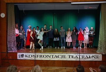 Galeria XVIII Szkolne Konfrontacje Teatralne