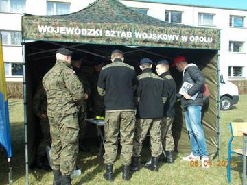 Galeria IV Opolski Przegląd Musztry Klas Mundurowych