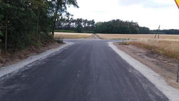 Galeria Odbiór końcowy drogi gminnej