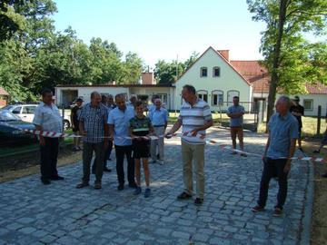 Galeria Otwarcie drogi dojazdowej w Starym Oleśnie