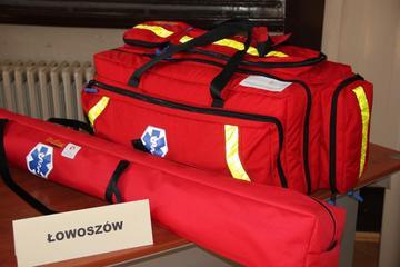 Galeria Sprzęt warty 100 tysięcy złotych przekazany dla OSP