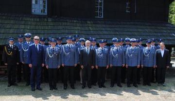 Galeria Święto Policji 2018 w Oleśnie