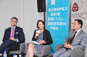 Galeria Konferencja nt. Europejskich Dni Dziedzictwa