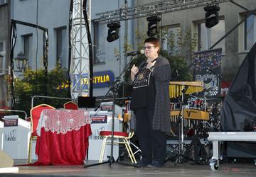"""Galeria Narodowe Czytanie """"Przedwiośnie"""" 8.09.2018 r."""