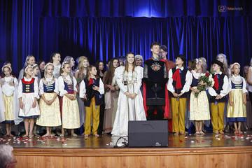 Galeria Piękna Róża i dzielny Woko - legendarni założyciele Olesna
