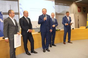 Galeria Oleski Rynek z nagrodą NPPD