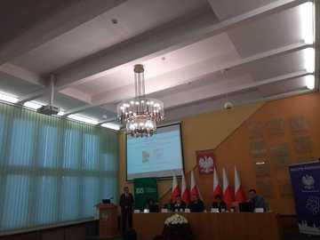 """Galeria Konferencja nt. polityki społecznej """"Przeszłość - Teraźniejszość - Przyszłość"""""""