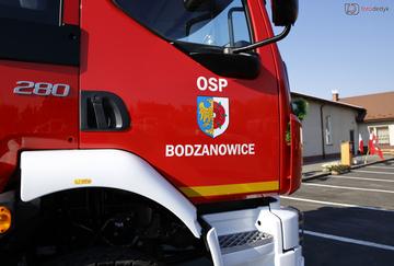 Galeria Przekazanie samochodu dla OSP Bodzanowice 10.2018