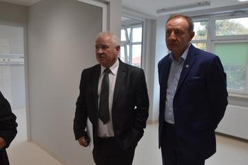 Galeria Otwarcie Oddziałów Szpitala Powiatowego w Oleśnie po remoncie