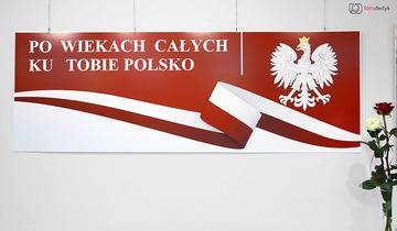 Galeria Po wiekach całych ku Tobie Polsko