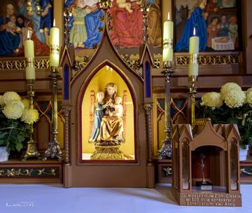 Galeria Kościół odpustowy św. Anny