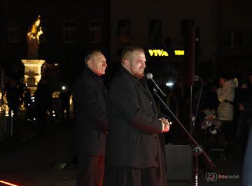 Galeria Iluminacja świąteczna 2018