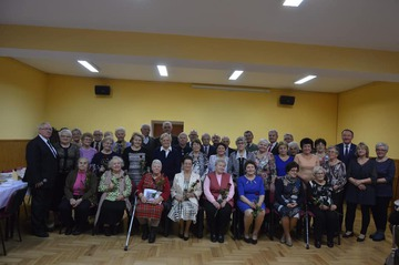 Galeria Jubileusz Seniorów 2018