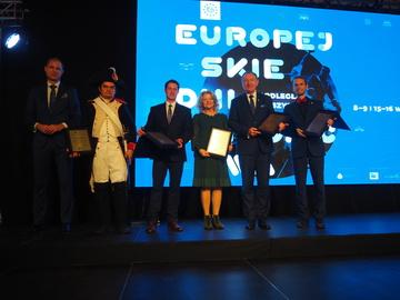 Galeria Gala podsumowująca 26. edycję Europejskich Dni Dziedzictwa