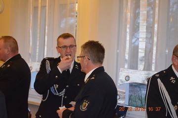 Galeria Spotkanie przedświąteczne ze strażakami 2018