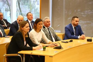 Galeria Podpisanie deklaracji o współpracy 17.01.2019