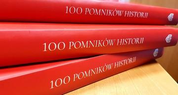 """Galeria Publikacja """"100 Pomników Historii"""""""