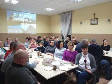 Galeria Zebrania wiejskie 2019