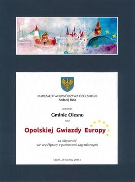 Galeria Opolskie Gwiazdy Europy