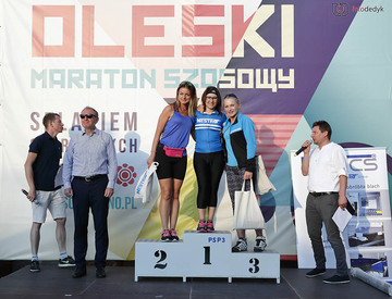 Galeria I Oleski Maraton Maraton