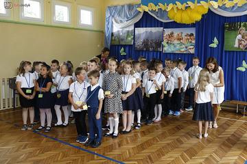 Galeria Rozpoczęcie roku szkolnego 2019/2020 w PSP nr 3