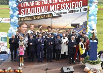 Galeria Otwarcie Stadionu cz.II