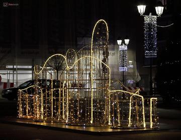 Galeria Świąteczna iluminacja 2019