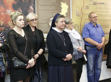 Galeria Wystawa w muzeum z Pieniężna