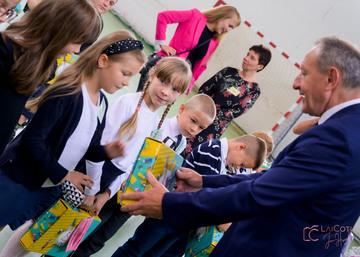 Galeria Rozpoczęcie rokuszkolnego 2020/2021 w PSP nr 2 w Oleśnie