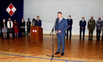 Galeria Rozpoczęcie roku szkolnego 2020/2021 w I LO im. Lotników Polskich