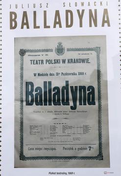 Galeria Narodowe Czytanie Balladyny