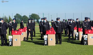 Galeria Pakiety ochronne dla strażaków