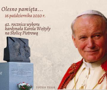 Galeria Dzień Papieża Jana Pawła II