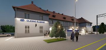 Galeria Dworzec PKP wizualizacja