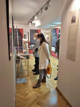 Galeria Wystawa muzeum