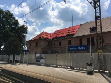 Galeria Dworzec PKP remont