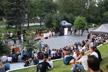 Galeria Koncert MSMR na promenadzie - piątek - DNI OLESNA 2021