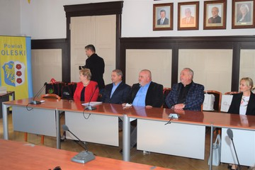 Galeria Posiedzenie Komisji Senackiej